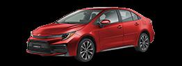 Toyota Corolla SE CVT