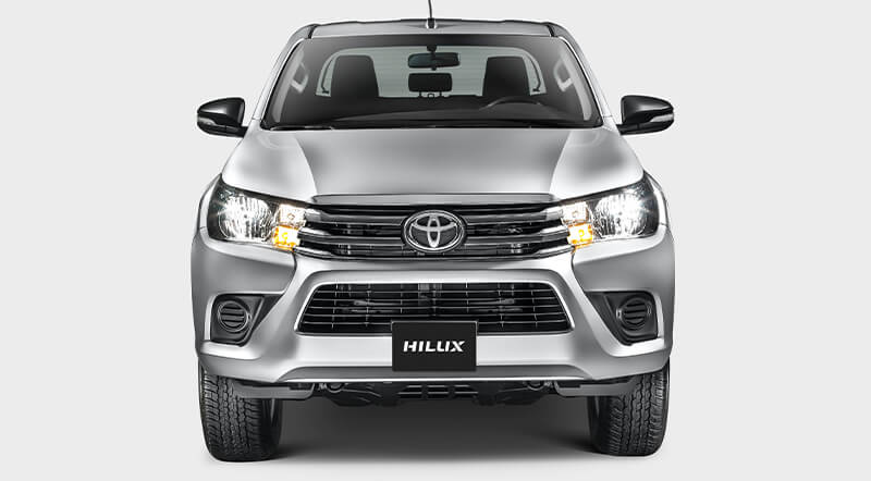 Hilux Indestructible