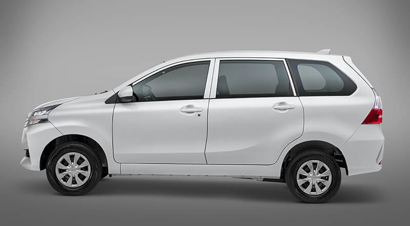 Toyota Avanza Lateral