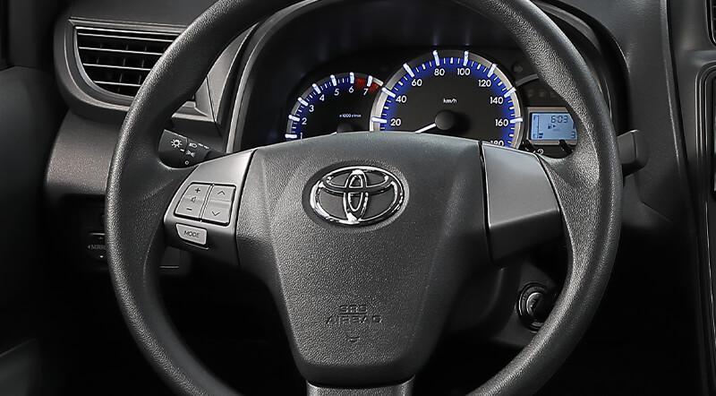 Toyota Avanza Volante