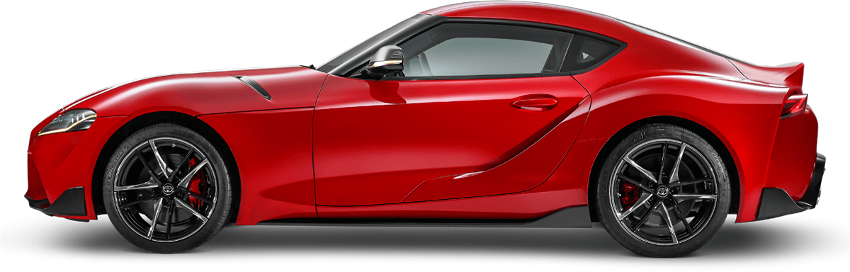 Toyota Supra Exterior