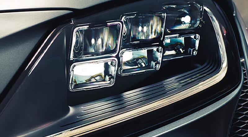 Toyota Supra Faros LED