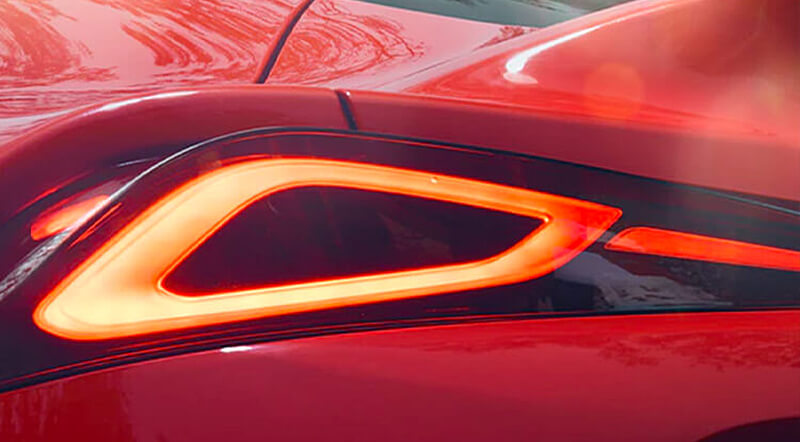 Toyota Supra Luces traseras