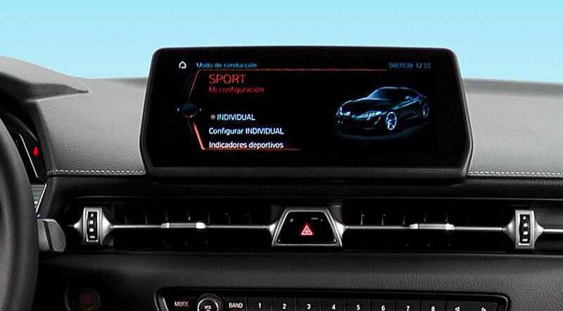 Toyota Supra Pantalla Táctil
