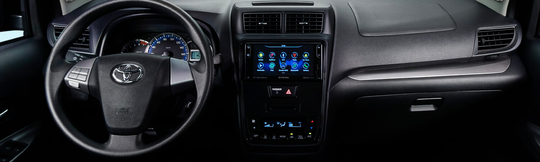 Toyota Avanza Interior