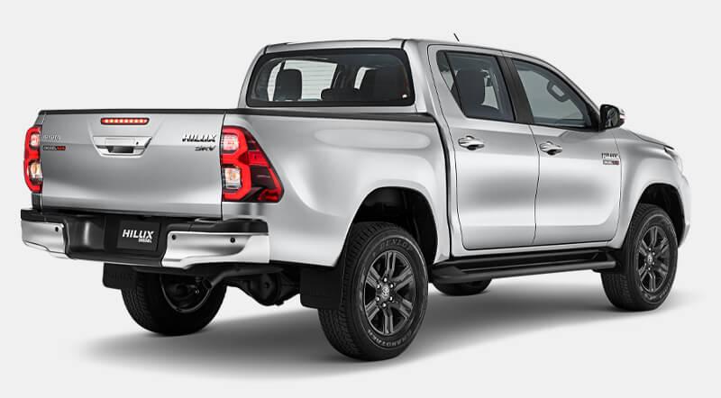 Toyota Hilux Trasero